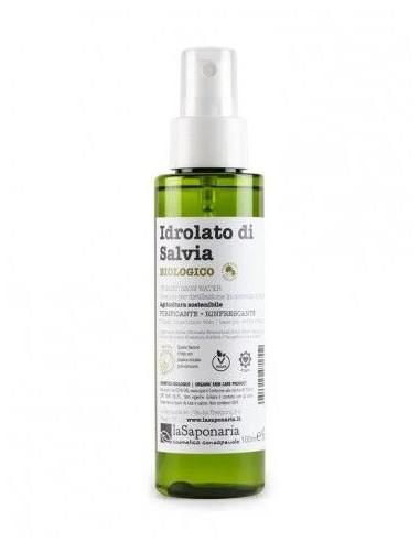 Idrolato di Salvia Bio | La Saponaria | Wingsbeat