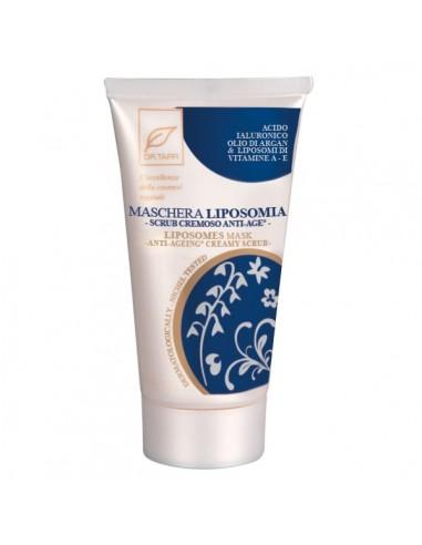 Maschera Scrub Liposomia 50 ml-Formula Giovinezza Profonda - DR.TAFFI - Wingsbeat