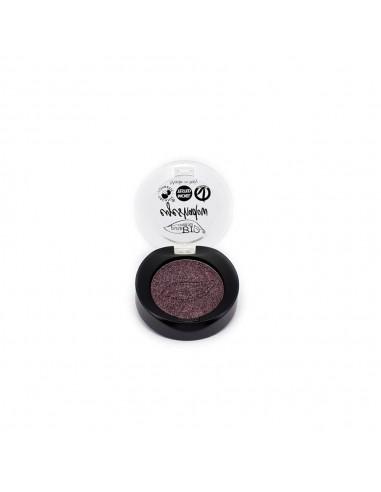 Ombretto Compatto  Shimmer Rosso Rame puroBio Cosmetics - Wingsbeat