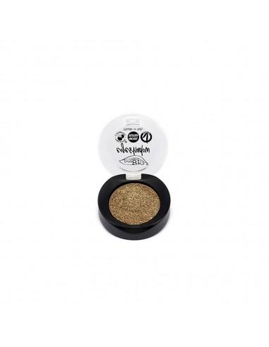 Ombretto Compatto Shimmer Ottone puroBio Cosmetics - Wingsbeat