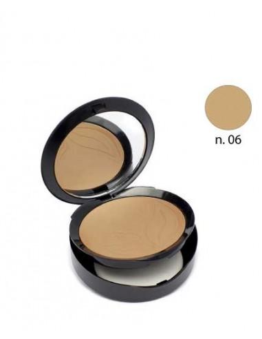 Compact Fundation - Fondotinta Compatto n.06 puroBio Cosmetics - Wingsbeat
