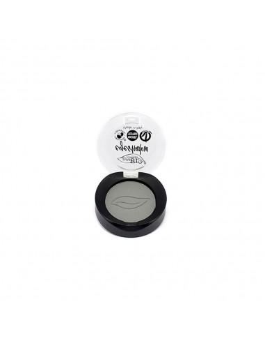 Ombretto Compatto Matte 10 Grigio|puroBio Cosmetics|Wingsbeat
