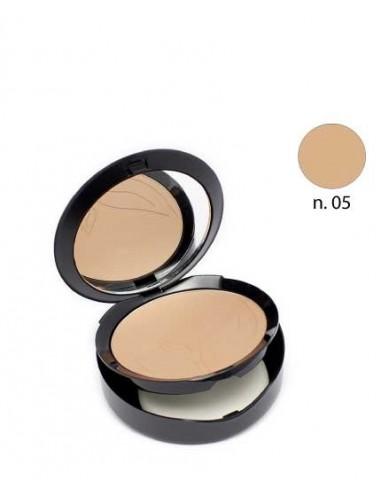 Compact Fundation - Fondotinta Compatto n.05 puroBio Cosmetics - Wingsbeat