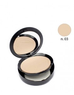 Compact Fundation - Fondotinta Compatto n.03 puroBio Cosmetics - Wingsbeat
