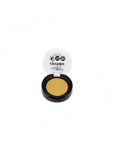 Ombretto Compatto Matte 18 Giallo Indiano|puroBio Cosmetics|Wingsbeat