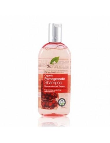 Organic Promegranate Shampoo Dr. Organic - Wingsbeat