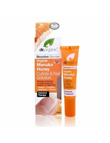 Organic Manuka Honey Cuticle Repair Dr Organic - WIngsbeat