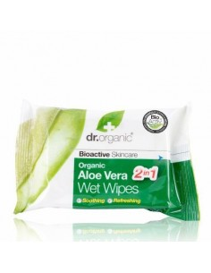 ORGANIC ALOE VERA WET WIPES