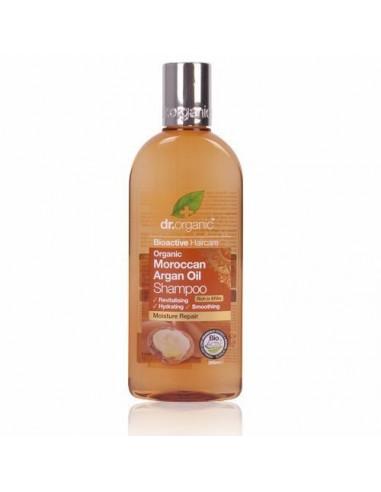 Organic Argan Shampoo Dr Organic - Wingsbeat