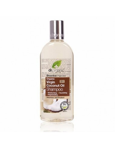 Organic Virgin Coconut   Shampoo Dr Organic - WIngsbeat