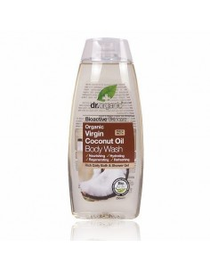 ORGANIC VIRGIN COCONUT  BODY WASH