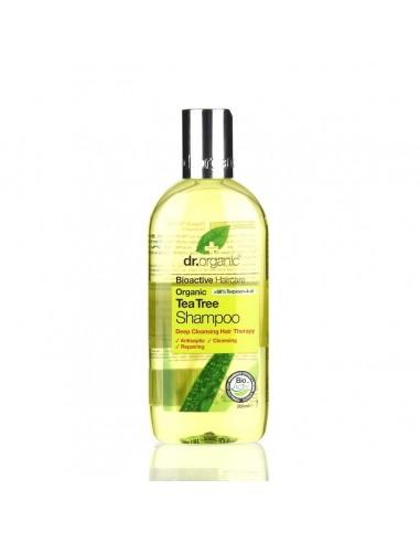 Organic Tea Tree Shampoo Dr Organic - Wingsbeat