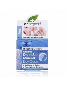 Organic Dead Sea Mineral Day Cream Dr Organic - Wingsbeat