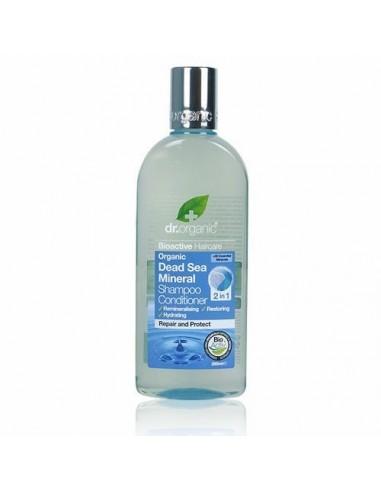 Organic Dead Sea Mineral Shampoo+Balsamo Dr Organic - Wingsbeat