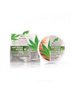 ORGANIC HEMP OIL INTENSIVE CONDITIONING HAIR MASK