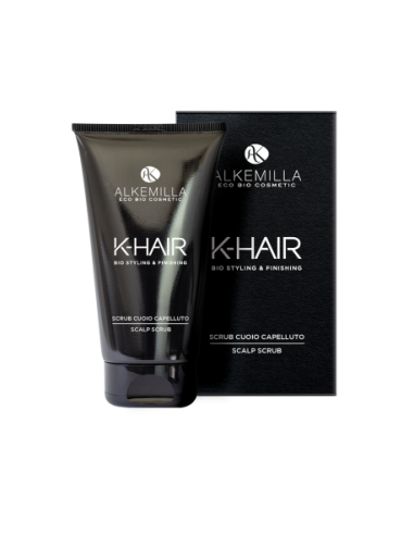 SCRUB CUOIO CAPELLUTO k-hair K-Hair Alkemilla  - Wingsbeat
