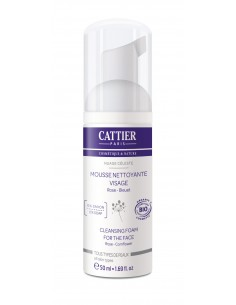 Mousse Detergente Viso Cattier - Wingsbeat
