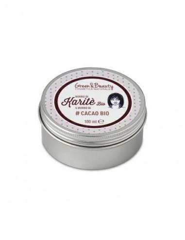 Burro di Karitè e Burro di Cacao Bio Green & Beauty - Wingsbeat