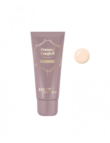 Fondotinta Creamy Comfort Fair Neutral Neve Cosmetics - Wingsbeat