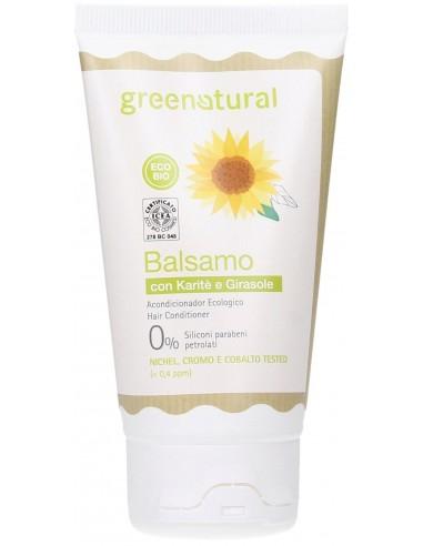 Balsamo Girasole e Karitè 75 mldi Greenatural - Wingsbeat
