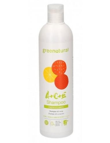 Shampoo Energizzante A+C+E di Greenatural - Wingsbeat