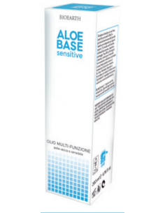 Aloe Base Sensitive Olio Detergente Multifunzione - Bioearth - Wingsbeat