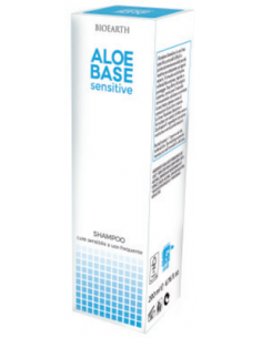 Aloe Base Sensitive Shampoo