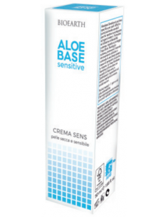 Aloebase Sensitive Crema Sens - Bioearth - Wingsbeat