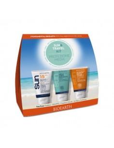 Sun & Travel Kit Protezione Bassa SPF 15