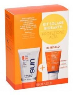 Kit Solare Corpo Protezione Alta SPF30  + Doccia Shampoo Solare