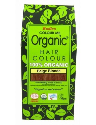 Tinta vegetale biologica  Biondo beige Radico - Wingsbeat