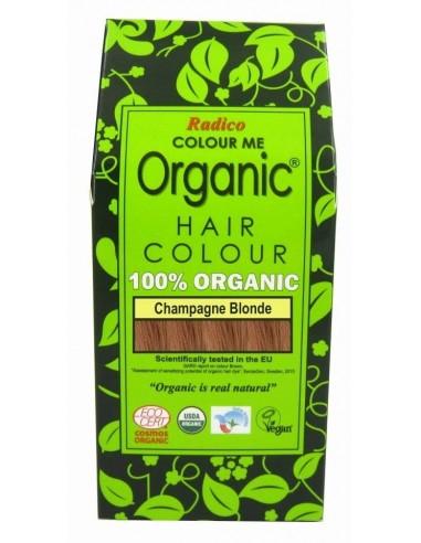 Tinta vegetale biologica  Biondo Champagne Radico - Wingsbeat
