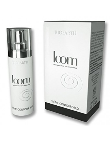 Loom Créme Contour Yeux - Bioearth -  Wingsbeat