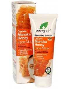 Organic Manuka Honey Face Mask Dr Organic  - Wingsbeat