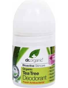 ORGANIC TEA TREE DEODORANTE