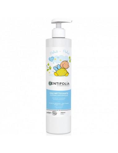 Acqua Detergente Senza Risciacquo Bebè Centifolia - Wingsbeat