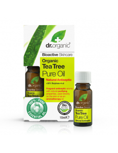 Organic Olio Essenziale Tea Tree