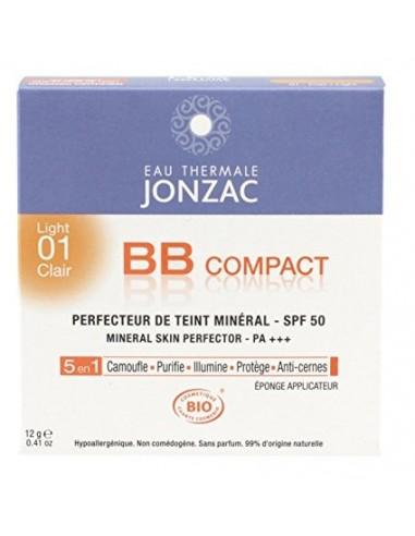 "Jonzac BB Compact SPF50 ""Clair"" - Eau Thermale Jonzac - Wingsbeat"