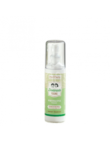 Deodorante Young Naturalstyle Green & Beauty  - Wingsbeat