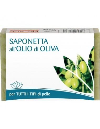 Saponetta all' Olio d'Oliva - Fior di Loto - Wingsbeat