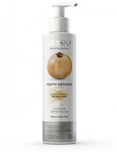 Cleansing Crème Mousse - Mossa - Wingsbeat