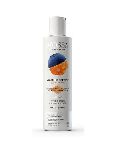 Antioxidant Radiance Toner - Mossa - Wingsbeat