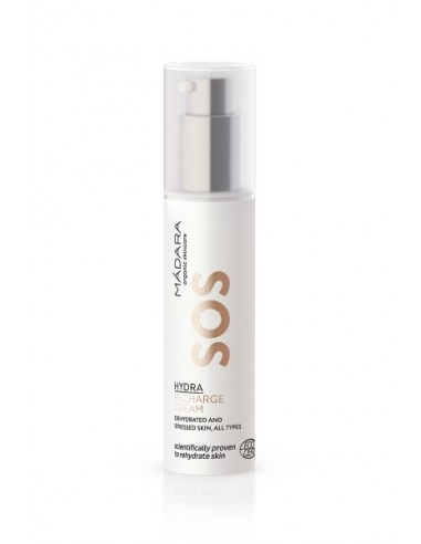 SOS HYDRA Recharge Cream - Mádara - Wingsbeat