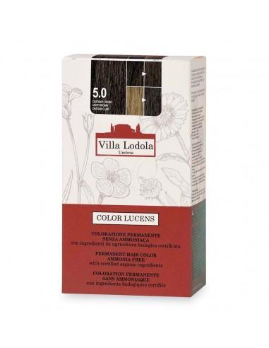 Tinta Color Lucens 5.0 Castano Chiaro di Villa Lodola - Wingsbeat