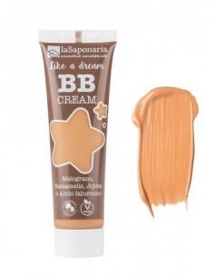 BB Cream Like a Dream -Gold - La Saponaria - Wingsbeat