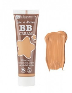 BB Cream Like a Dream -Beige - La Saponaria - Wingsbeat