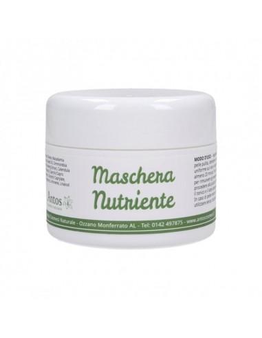 Maschera Viso Nutriente - Antos Cosmesi Naturale - Wingsbeat