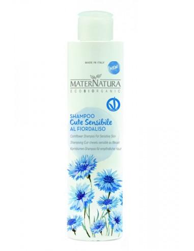 Shampoo Cute Sensibile e Fiordaliso Maternatura - Wingsbeat
