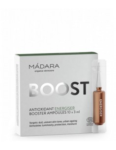 Booster Antioxidant Energiser Ampoules