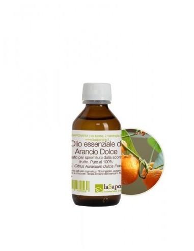 Olio Essenziale di Arancio Dolce Bio|La Saponaria|Wingsbeat